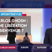 Carlos Ghosn : une libération bienvenue ?