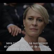 House of Cards : extrait de la saison 4