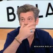 Benjamin Biolay partant pour rejoindre le jury de Nouvelle Star