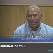 Zapping TV : la réaction d'OJ Simpson lorsqu'il apprend sa libération par anticipation