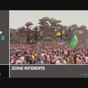 Zapping TV : Les folles images du festival de Tomorrowland
