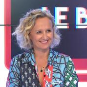 Caroline Roux : «Les chroniqueurs de C dans l'air ne sont pas payés»