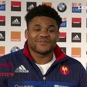 Danty : «Je suis un privilégié de faire partie du XV de France»