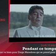 Zap'Sport : Quand Maradona se prend pour Dieu et O'Neal pour un commando