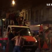 Les Portugais de France ont bien célébré le titre de leur Selecçao
