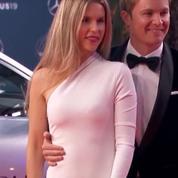Laureus Awards - Du beau monde sur le tapis rouge à Monaco
