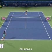 Dubaï - Mladenovic fait tomber la n°1 mondiale !