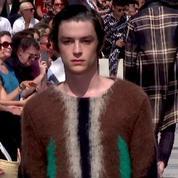Défilé Louis Vuitton homme printemps-été 2017