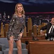 Céline Dion imite Rihanna dans l'émission de Jimmy Fallon