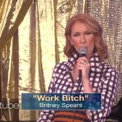 Céline Dion réinterprète des morceaux de rap chez Ellen DeGeneres