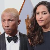 Pharrell Williams et Helen Lasichanh ont eu des triplés
