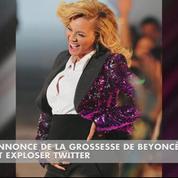 L'annonce de la grossesse de Beyoncé fait exploser Twitter