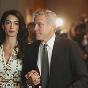 Amal et George Clooney vont être parents... de jumeaux