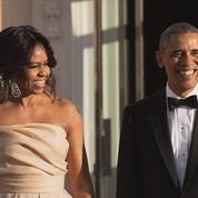 Barack et Michelle Obama échangent des tweets romantiques pour la Saint-Valentin
