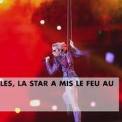 Les meilleurs moments de Lady Gaga au Super Bowl