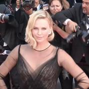 Cannes 2017, montée des marches du 23 mai : Charlize Theron, Marion Cotillard, Jessica Chastain