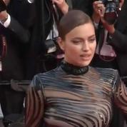 Cannes 2017, montée des marches du 24 mai : Nicole Kidman, Izia Higelin, Irina Shayk