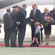 Kate, William et leurs enfants en voyage officiel en Pologne