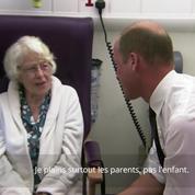 Kate, Charlotte et George... le prince William donne des nouvelles de sa famille