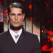 Défilé Dior homme automne-hiver 2018-2019