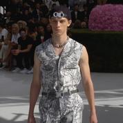Défilé Dior homme printemps-été 2019