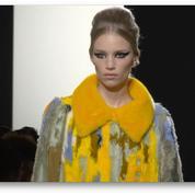 Défilé Fendi couture automne-hiver 2018-2019