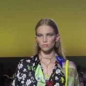 Défilé Versace printemps-été 2019