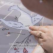 Dans les coulisses des essayages de la robe du soir Dior de la mariée Chiara Ferragni