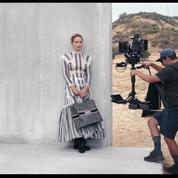Les coulisses de la campagne Dior Croisière 2019 avec Jennifer Lawrence