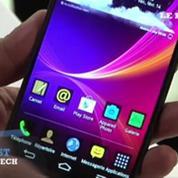 Le test : le smartphone LG G-Flex