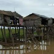 Au Cambodge, le réchauffement climatique met les pêcheurs au chômage