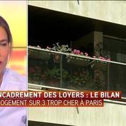 42% des loyers à Paris dépassent le plafond légal