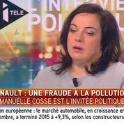 Emmanuelle Cosse sur Renault :