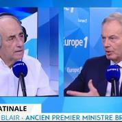 Syrie : Tony Blair réclame la création d'une force d'intervention