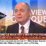 Martine Aubry ministre ? Pour Bruno Le Roux,