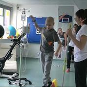 Parenthèse sportive pour des enfants touchés par le cancer à Marseille