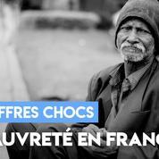 10 chiffres chocs sur la pauvreté en France en 2018