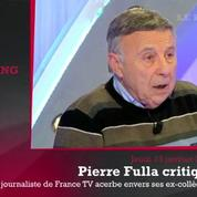 Zap'Sport: France TV ringard, Fulla descend ses ex-collègues