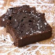 Gâteau au chocolat et beurre parfum mandarine