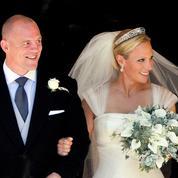 Le mariage presque royal de Zara Phillips