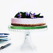 Skyr cake à la myrtille