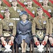 La véritable histoire de la photo du kilt et de la reine