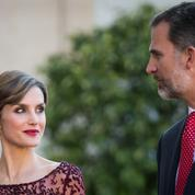 Letizia et Felipe VI d'Espagne, un couple amoureux à Paris