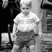 Le Royaume-Uni célèbre les deux ans du prince George