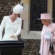 Elizabeth II a-t-elle une influence sur le style de Kate Middleton?