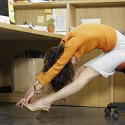 Cinq façons de soulager son dos au bureau