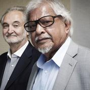 Jacques Attali et Arun Gandhi :