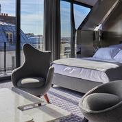 Visite privée du Montana, hôtel 100% luxe