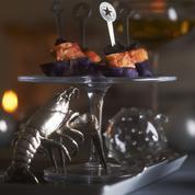 Bouchées de homard à la truffe