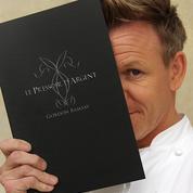 Coup de food au Pressoir d'Argent avec Gordon Ramsay